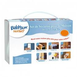 13 Pièces - Mini set de Sécurité Babysun Nursery sur Couches Poupon
