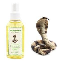 Huile de beauté de Serpent Naga 100% Naturelle sur Couches Poupon
