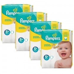 Pampers - Giga Pack 160 Couches Premium Protection - New Baby taille 5+