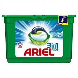 Ariel Pods 16 Original 3in1 (454,4 gr) sur Couches Poupon
