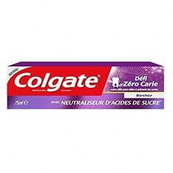 Colgate - Dentifrice Blancheur Defi Zero Carie sur Couches Poupon