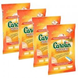 Carolin 60 Serpillières spécial parquets sur Couches Poupon