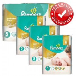 Pampers - Maxi Pack 416 Couches Premium Care - Prima taille 5