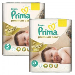 Giga Pack 126 Couches Pampers Premium Care Prima sur Couches Poupon