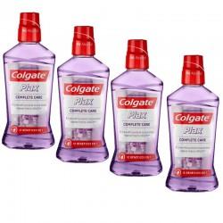 Lot de 4 Colgate Plax 500 ml Complete Care sur Couches Poupon