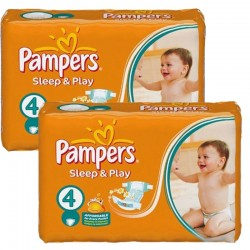 Pack 108 Couches Sleep & Play sur Couches Poupon