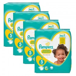 Pampers - Maxi Pack 240 Couches new baby - premium protection