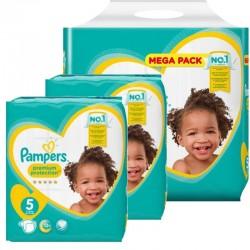 Pampers - pack Jumeaux 480 Couches new baby - premium protection