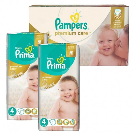 Extra Pack 120 Couches Pampers Premium Care Prima sur Couches Poupon