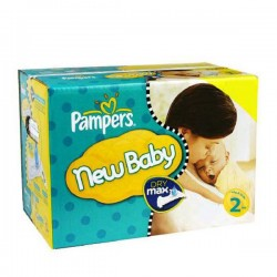 Pampers - Maxi giga pack 310 Couches New Baby Premium Protection taille 2